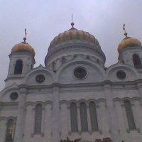Москва.Храм Христа Спасителя! :: Григорий Александров