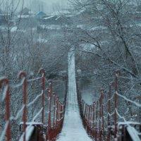 Мост :: Наталья Казанцева
