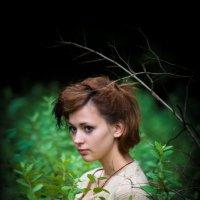 Портрет девушки. фотограф Петров Игорь Балашиха. :: Игорь Петров