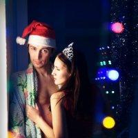 Новогоднее настроение. :: Дмитрий Богатырев