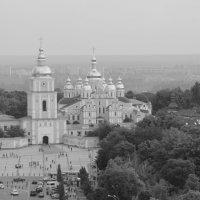 Миха́йловский Златове́рхий монасты́рь :: Иван Горелов