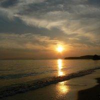 Морской закат :: вадим пирогов