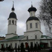 Свято-Вознесенский кафедральный собор. Великие Луки. :: Mike Lookin