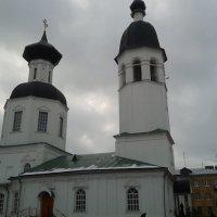 Свято-Вознесенский кафедральный собор (1752). Великие Луки. :: Mike Lookin