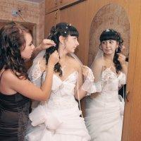 Подготовка невесты :: Виктор Шаповалов