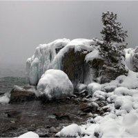 Непогода на Байкале :: Владимир Тюменцев