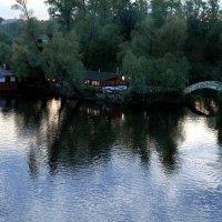 Мостик в Гидропарке :: Виктор Марченко