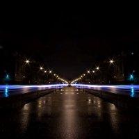 Схождение лучей :: Роман Володин