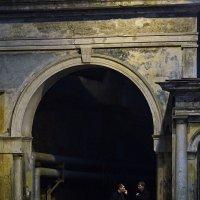 Ночной разговор. :: Андрей Шуба
