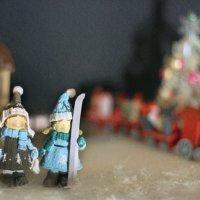 В первый день зимы :: Natasha Kravtseva