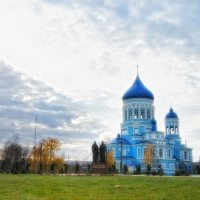 Свято-Покровский храм :: Юлия Клименко