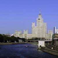 Москва-река :: Анастасия Созинова