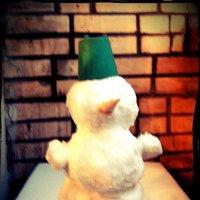 Первый снег-первый снеговик :: Александра К