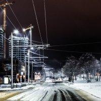 Первый день зимы :: Andrey Spizhavka