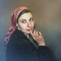 Не болтай! :: София Ахметова