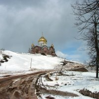 Путь к Храму :: Александр Михеев
