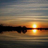 Ещё немного о закате....... :: татьяна соловьёва