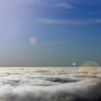 Над облаками :: Светлана Новикова