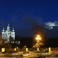 лунная соната 5 :: Алексей Кудрявцев