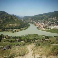 Две реки :: Виктория Мароти