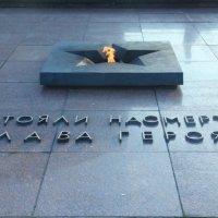 Вечный огонь :: Иван Горелов