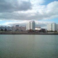 Вид на проспект Победителей с Троицкого Предместья :: Igor Vecherinsky