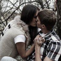 Романтичная парочка :: Анастасия Митрофанова