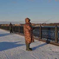 рыбаки :: сергей ершов