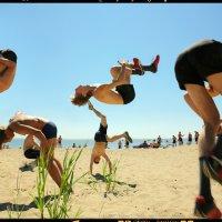 Пляжный Паркур :: Андрей Пашис