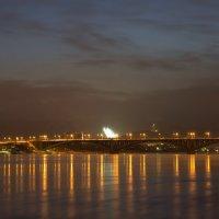 Комунальный мост, Красноярск :: Михаил Барамович