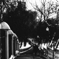 Зимний пейзаж :: Roman Osokin