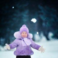 зима пришла :: Юлиана Джус