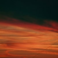 На закате :: Александр Пахомов
