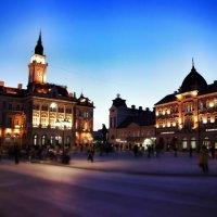 Ночные города :: Vadim Zharkov