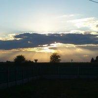 Солнечные лучи! :: Igor Vecherinsky