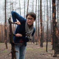 В лесу :: Николай Артемьев