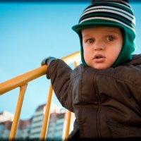 Фотосет на детской площадке :: Ксения Рысёва