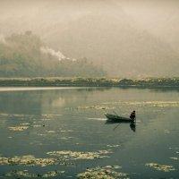 Покхара. Непал 2012 :: Михаил Рубан