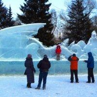 Ледяной дракон :: Дмитрий Аев