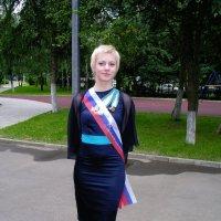 выпускница :: Леонид Виноградов