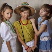 Наряды из бабушкиного шкафа #4 :: Фаниль Нуриазданов