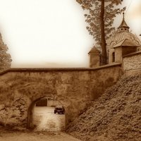 Stary mur ... :: Носов Юрий