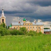 Введено-Оятский женский монастырь :: Олег Попков
