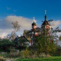 В маленьком российском городке... :: Andrei Dolzhenko