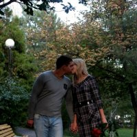 Love-story :: Фарида Мансырова