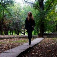 Осенняя прогулка :: Фарида Мансырова