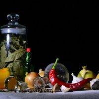 ночной натюрморт :: анжелика богданова