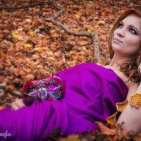 Портрет :: Солнечная Лисичка =Дашка Скугарева