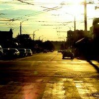 Городская дорога :: Михаил Тоискин