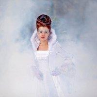 Портрет снежной королевы. :: Анна Тихомирова